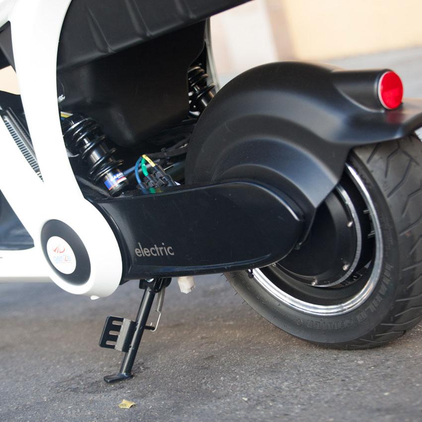 Scooter Elettrico, Pendolarismo più Verde e Conveniente