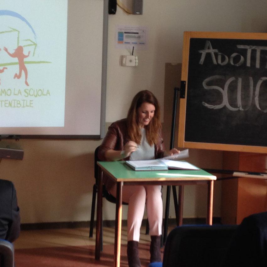 """""""Carta d''Identità Sostenibile"""", Scuola Sostenibile"""