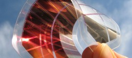 Fotovoltaico a Film Sottile con Base Organica