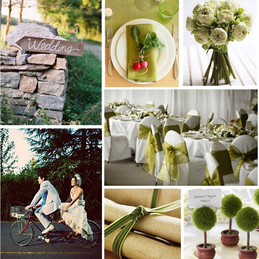 Green Wedding, Matrimoni Ecologici