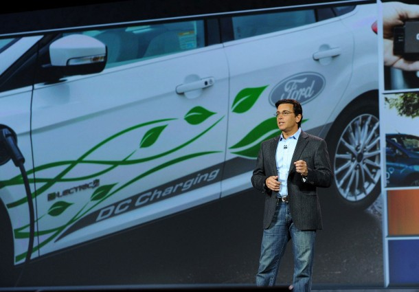 Smart Mobility, Ford