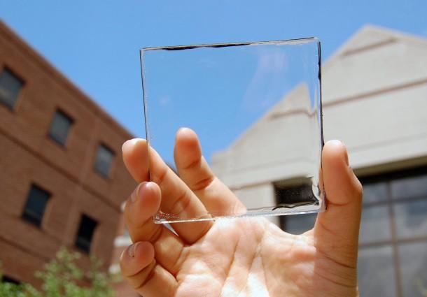 Pannelli Fotovoltaici Trasparenti