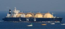 Rifornimento di Gnl (gas naturale liquefatto) nei Porti