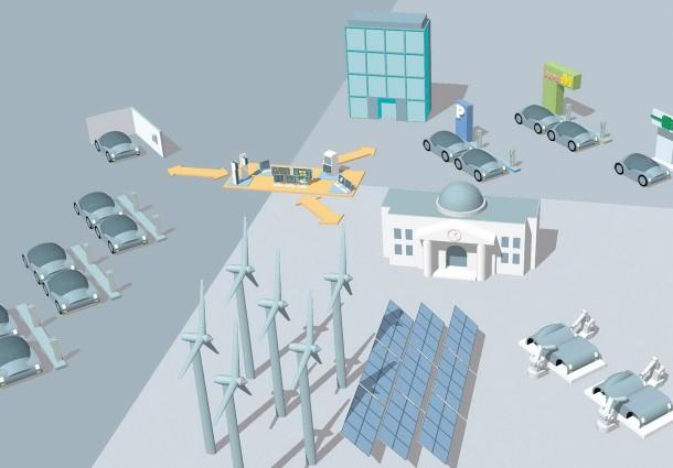 Microrete energetica nel Campus Universitario di Savona