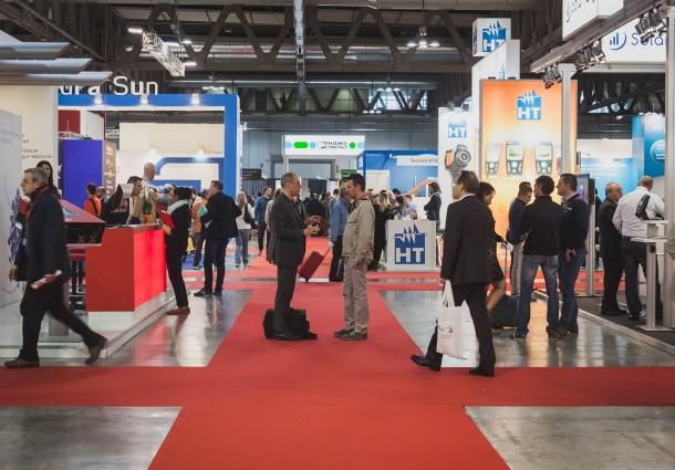 Seconda giornata di Solarexpo-The Innovation Cloud 2015