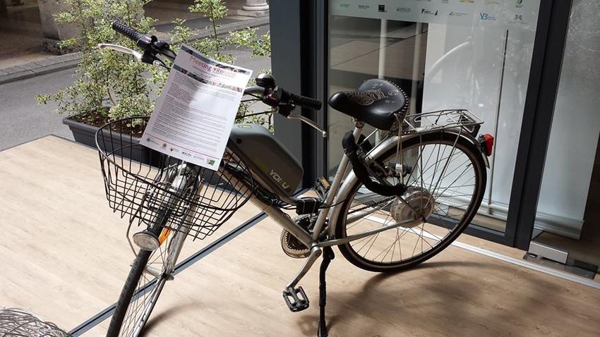 Kit per elettrificare due biciclette