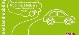 Raduno Internazionale dell'Auto elettrica 24 maggio 2015