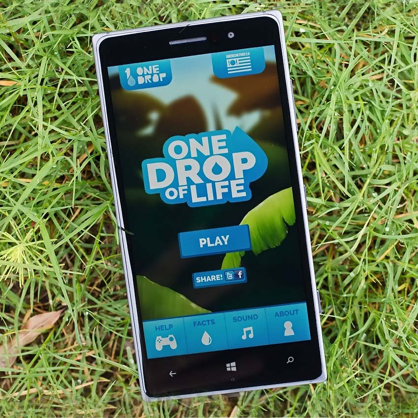 App ONE DROP of Life