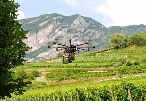 Agricoltura di Precisione: a Expo il Futuro del Contadino