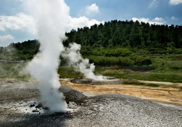 Impianto Geotermico: Enel Gp in Cile