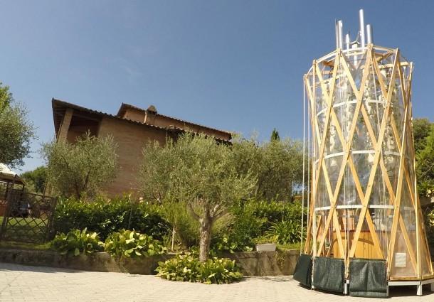 Prima Vertical Farm Acquaponica Autosufficiente Made in Italy