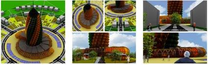 Alcuni modelli del progetto Farmduepunto zero