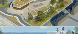 A Piazzale Kennedy il Piano di Salvaguardia della Balneazione