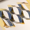 Pannelli Solari Ondulati che Raccolgono il 30% in Più di Energia