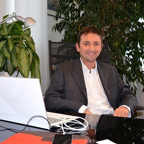 Alessandro Russo Presidente Gruppo CAP