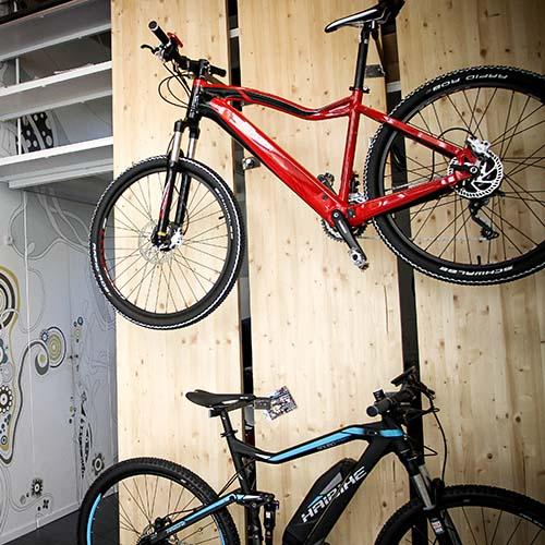 Noleggiare biciclette elettriche pagandole con i beni e i servizi della propria azienda