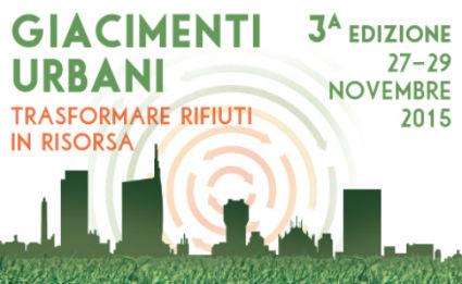 Gestione dei rifiuti e Economia Circolare alla terza edizione di Giacimenti Urbani