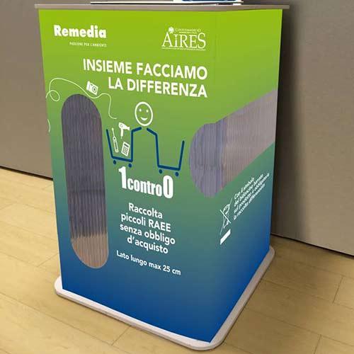 Remedia e Aires insieme per la tutela dell'ambiente