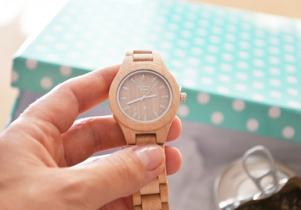 Green Time: nuove linee di orologi eco-friendly