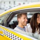 """Primo servizio di taxi  """"on demand"""""""