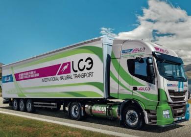 Moderno, sicuro, sostenibile: LC3 premia l'eco-camionista