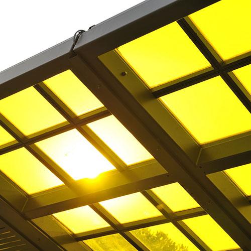 Il team Ricerca e Sviluppo di Eni ha progettato la Smart Window per un futuro sempre più green.