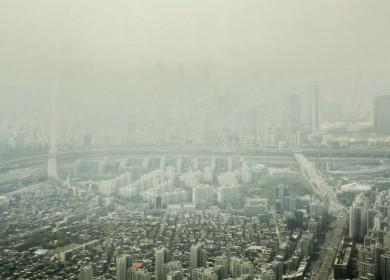 Inquinamento atmosferico: quali sono i rischi per la salute e come difendersi