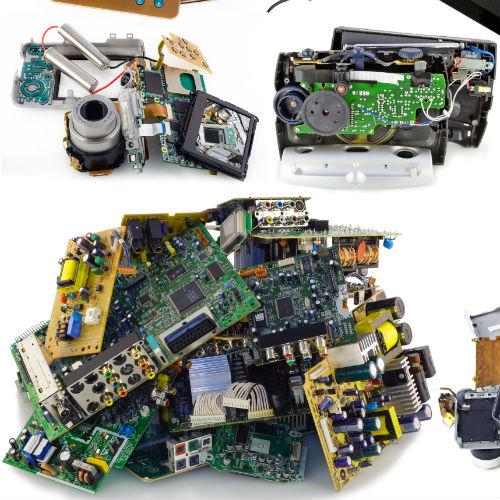 Remedia e Aires raccolgono rifiuti elettronici di piccole dimensioni